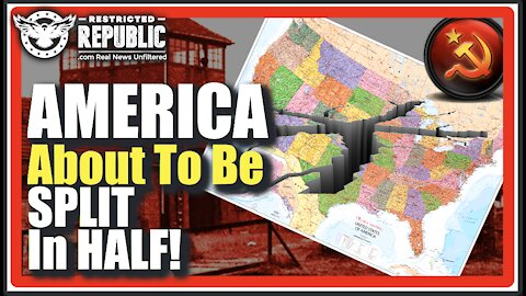 RED ALERT! America Is About To Be Split In Half!!?