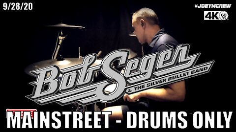 Bob Seger - Mainstreet - Drums Only (Classic Rock)