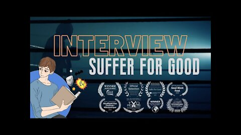 Seb Zewdie and Danny Simmons Discuss New Documentary 'Suffer For Good'