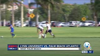 Lynn takes down Palm Beach Atlantic in South Regional - Video