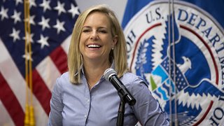 Sec. Nielsen Orders More CBP Personnel To Southern Border