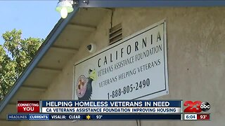Helping Homeless Veterans In Need