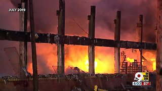 Teen accused of setting warehouse fire may be tried as adult
