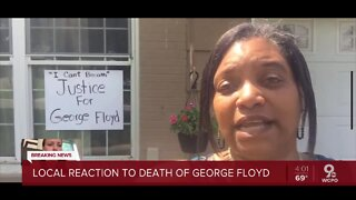 Justice for George: Cincinnatians plan to mourn man killed in Minneapolis