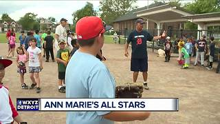 Ann Marie's All Stars: Morris Blackwell - Video