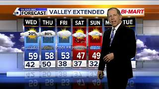 Spring Showers Increasing For Idaho - Video