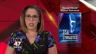 Nassar accuser hopes investigation leads to education for young gymnasts - Video