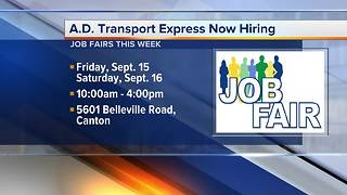 Professional drivers, techs, dispatchers and office workers wanted - Video
