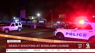 Police, coroner respond to Roselawn shooting