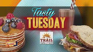 Get Your Tasty Tuesday started With Trail Cafe And Grill! - Video