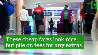 Basic economy fares may be a great price, but come at a cost - Video
