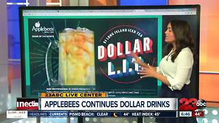 Dollar Long Island Iced Teas at Applebees - Video