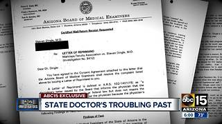 Patient speaks out about doctor's sexual harassment history - Video