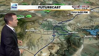 13 First Alert Las Vegas morning weather for July 27