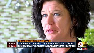Showing drug users a mother's unconditional love - Video