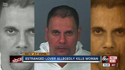 Estranged lover accused of killing woman who called taxi cab company for help