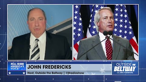 March 30, 2021: Outside the Beltway with John Fredericks