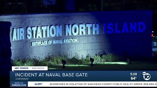 Coronado Naval base incident