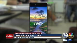 StudentProtect app: PBSO says new app will improve school safety - Video