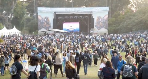 The Coolest People We Met at Outside Lands