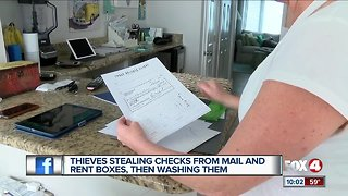 Scammers targeting your mail box