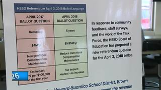 Howard Suamico School District Referendum - Video