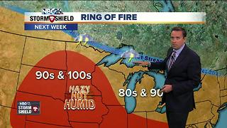 NBC26 Storm Shield Forecast - Video