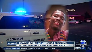 Aurora Town Center shooting suspect expected in court