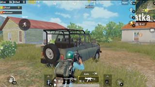 PUBG - MOBILE GAMEPLAY #4 FIRST DUO TEAMMATE - Video