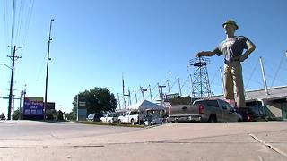First day of Tulsa State Fair