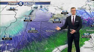 Reality check: Winter is back with Lake Effect snow this weekend