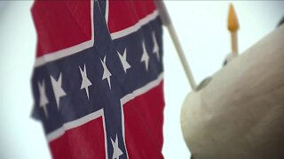 Confederate flag dispute leads to explicit conversation between Ohio lawmakers