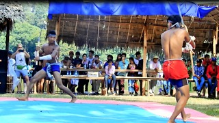 Cambodia Martial Art Fighting Show Really Amazing - Video