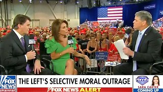 Judge Jeanine Pirro slams the left's selective moral outrage