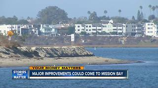Major improvements could come to Mission Bay - Video