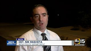 Suspect identified after shot, killed by Mesa police - Video