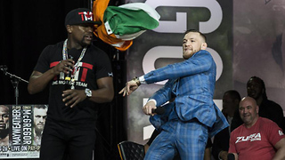 Conor McGregor Accused of Being RACIST, Fires Back with ANOTHER Racist Statement - Video