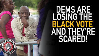 Dems Are In Trouble With Black Voters And They Know It