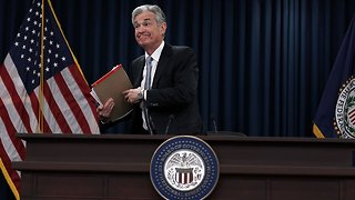 Federal Reserve Raises Interest Rates A Quarter-Point - Video