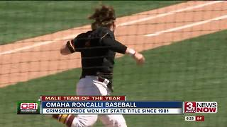 OSI Male Team of the Year: Omaha Roncalli Baseball