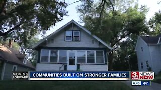 Communities built on stronger families