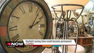 Florida may soon observe Daylight Saving Time year-round - Video