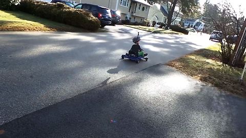 Coolest Kid Rides Remote Control Car