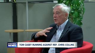 Tom Casey running for Congress - Video
