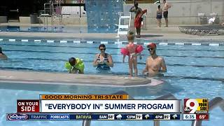 Everybody In: Summer program offers affordable pool access - Video