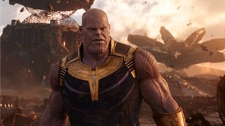 Early 'Avengers: Infinity War' Concept Art Shows Different Thanos Look