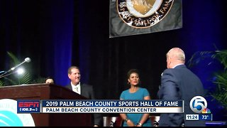 2019 Palm Beach County Hall of Fame