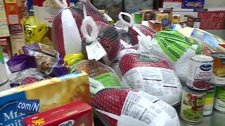 Turkey Tuesday donations will feed 80-100 people this Thanksgiving - Video