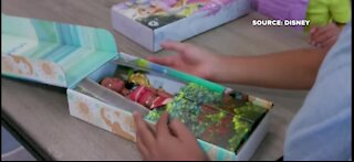 Disney removing plastic boxes on certain dolls for environment