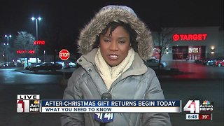 What you need to know before returning holiday gifts